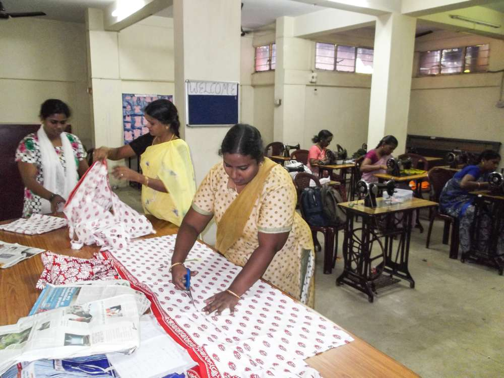 Tamil-Nadu-FoundationTailoring-unit-at-TNF-center-2-